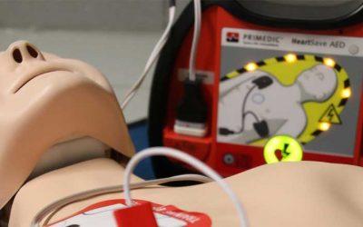 Defibrillatore in studio