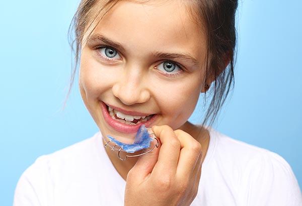 Ortodonzia intercettiva nei bambini